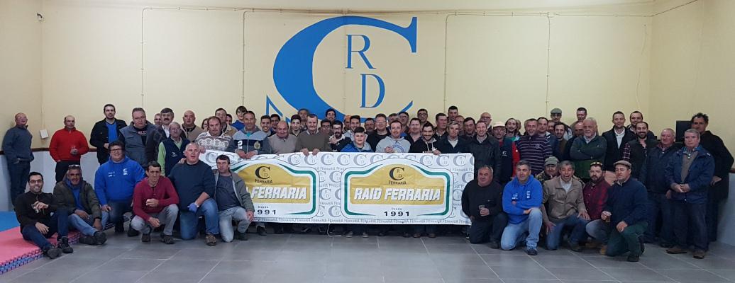 Clube Ferraria - RAID 2018